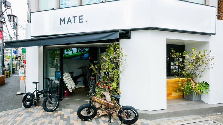 MATE. BIKE TOKYO