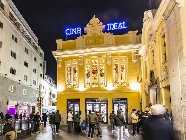 Yelmo Cine Ideal