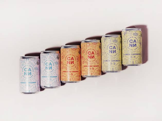 Cann THC beverages