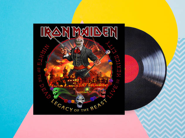 Nights Of The Dead, Legacy Of The Beast: Live in Mexico City (2020), Iron Maiden