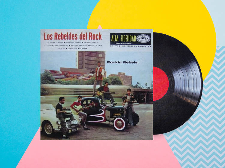 Rockin Rebels (1960)