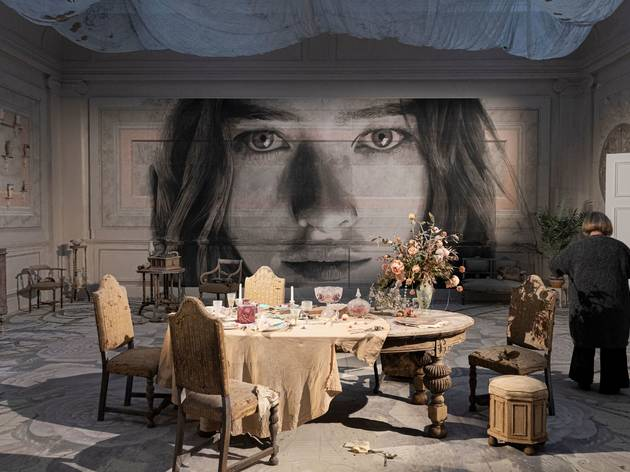 Rone in Geelong exhibition at Geelong Gallery