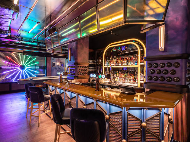 Win a £200 bar tab at Electric Shuffle – plus shuffleboard for up to six people