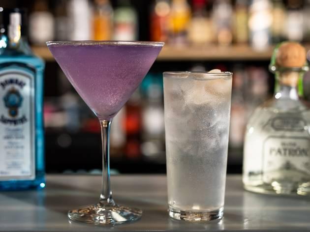 Spawn Point cocktail
