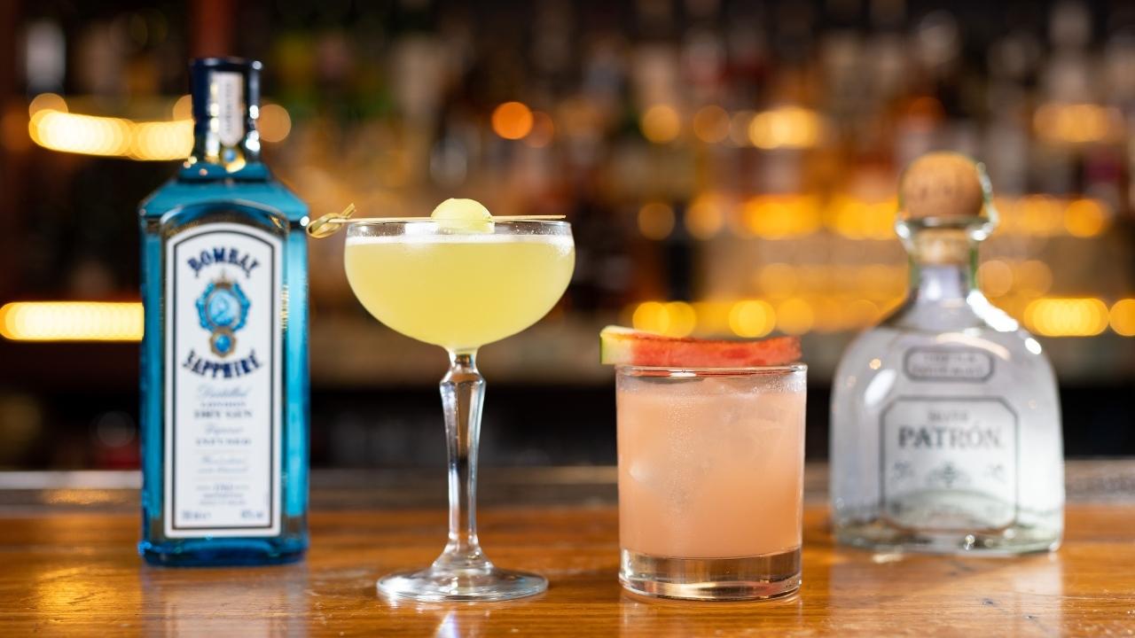 Stitch Bar YCK cocktails