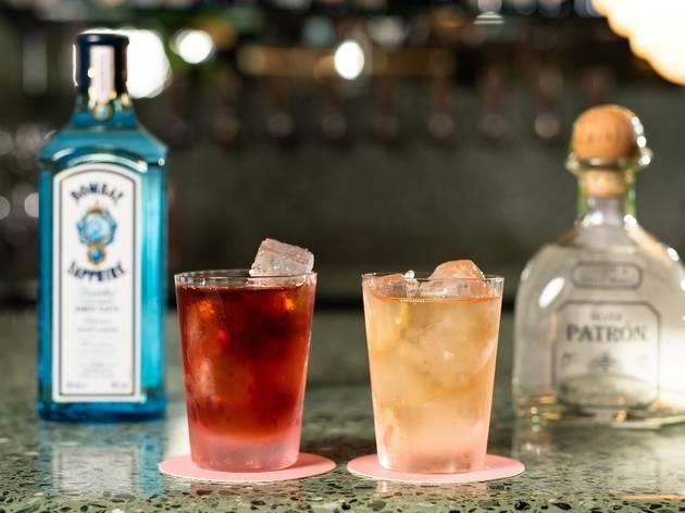 Sammy Jr YCK cocktails