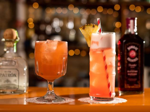 Grandma's YCK cocktails