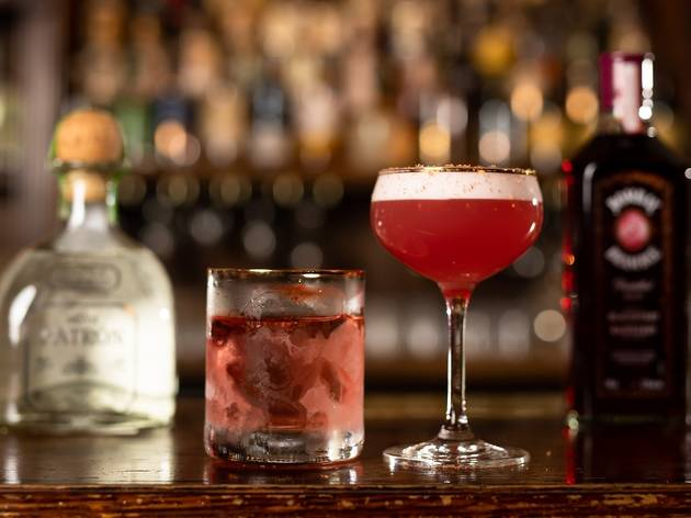 The Duke of Clarence YCK cocktails