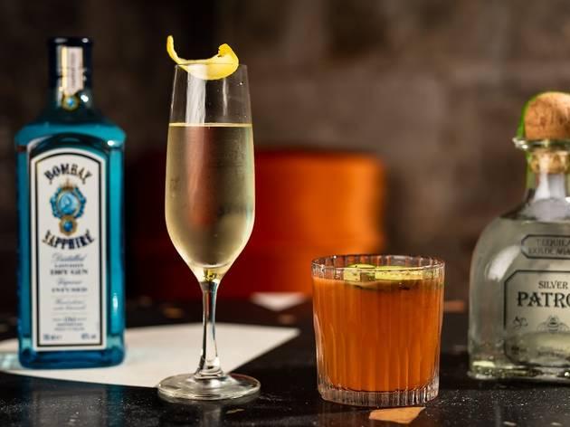 Prince of York YCK cocktails
