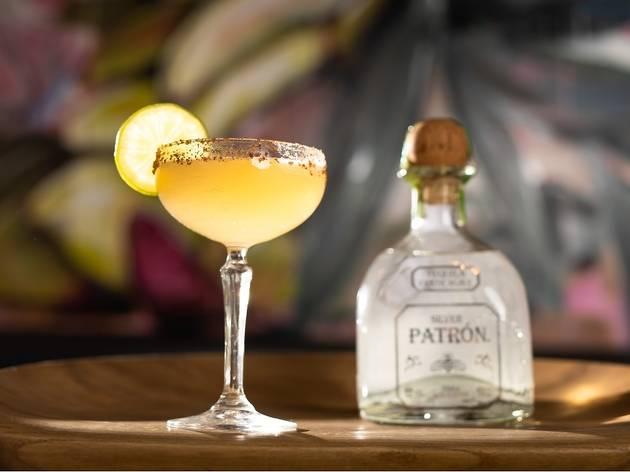 Since I Left You YCK cocktail Patrón