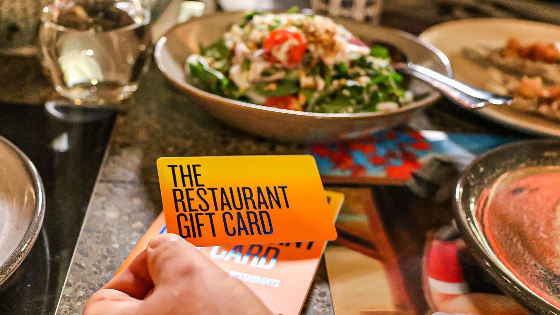 The Restaurant Gift Card