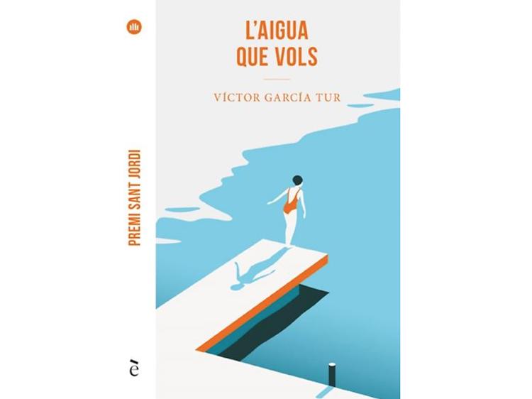 Borja Bagunyà recomienda 'L'aigua que vols', de Víctor García Tur