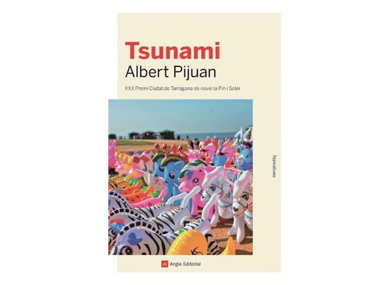 Ramon Mas recomienda 'Tsunami', de Albert Pijuan