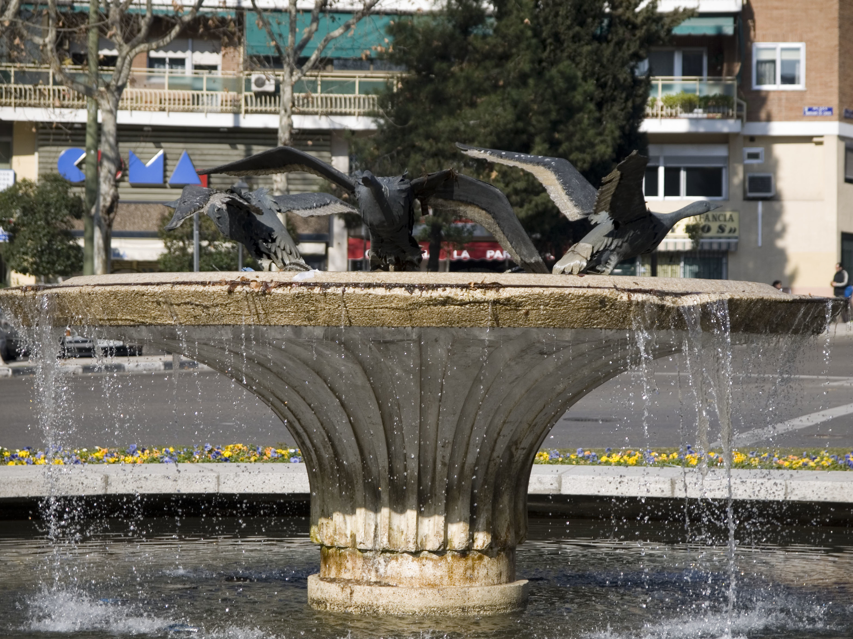 La fuente de Mariano de Cavia