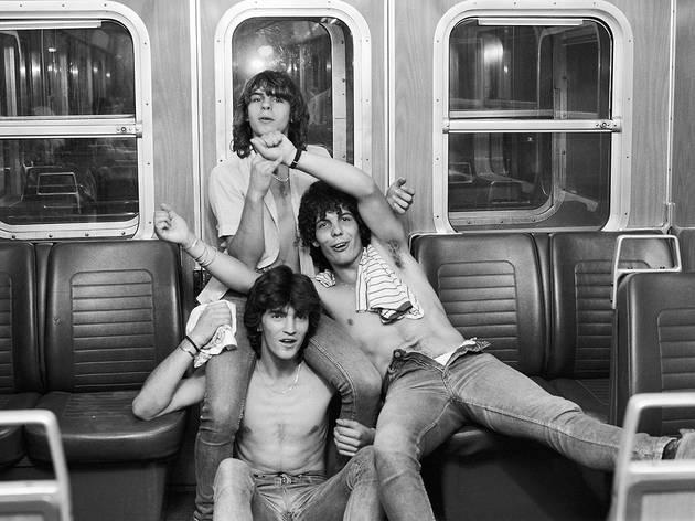 Metro de Madrid, 1986