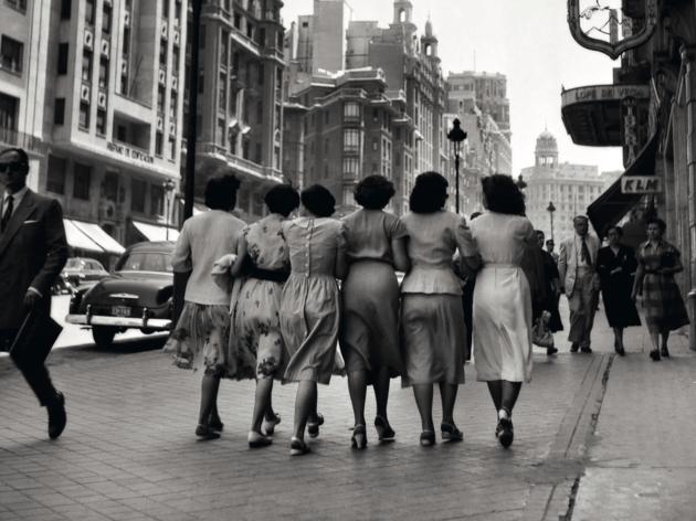 Gran Vía, 1955