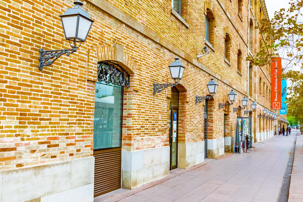 Museu d'Història de Catalunya, Palau de Mar