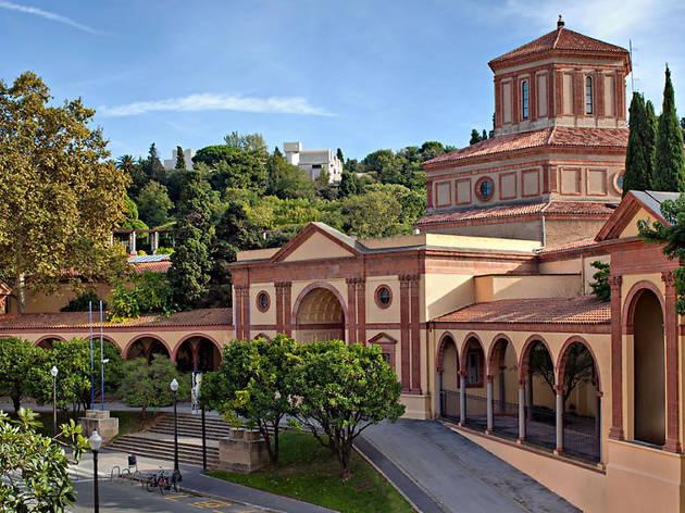 Seu de Barcelona del Museu d'Arqueologia de Catalunya