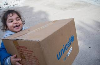 UNICEF Mother's Day