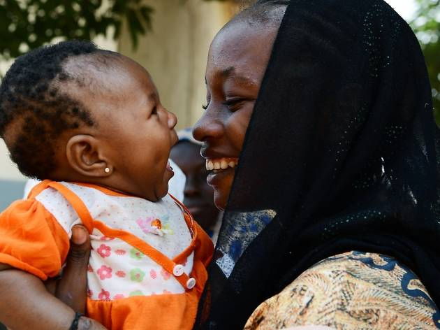 Give a UNICEF Mother's Day gift