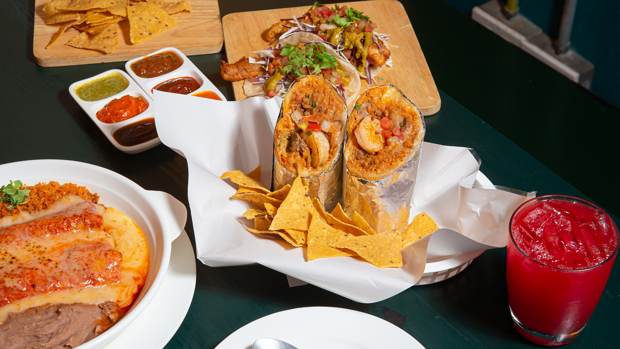 5 Mexican restaurants for hottest delivery