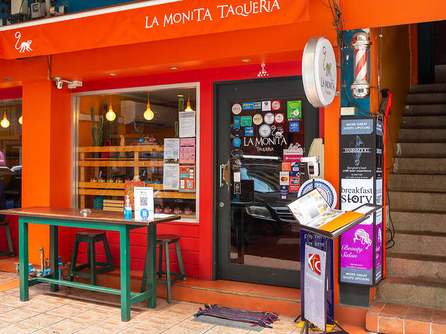 La Monita Taqueria