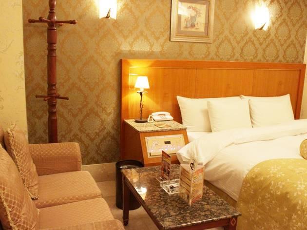 Hotel Meguro Emperor