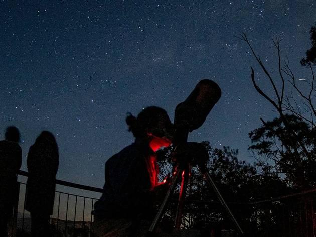 Blue Mountains Stargazing