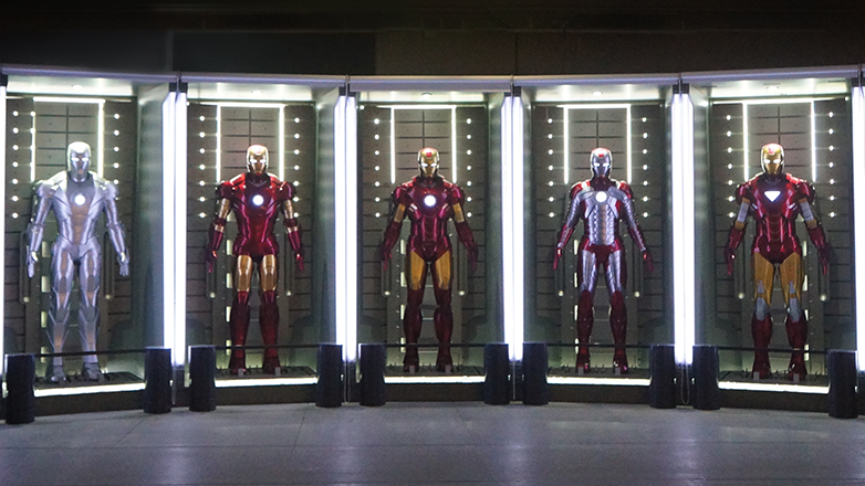 Marvel Studios: A Universe of Heroes