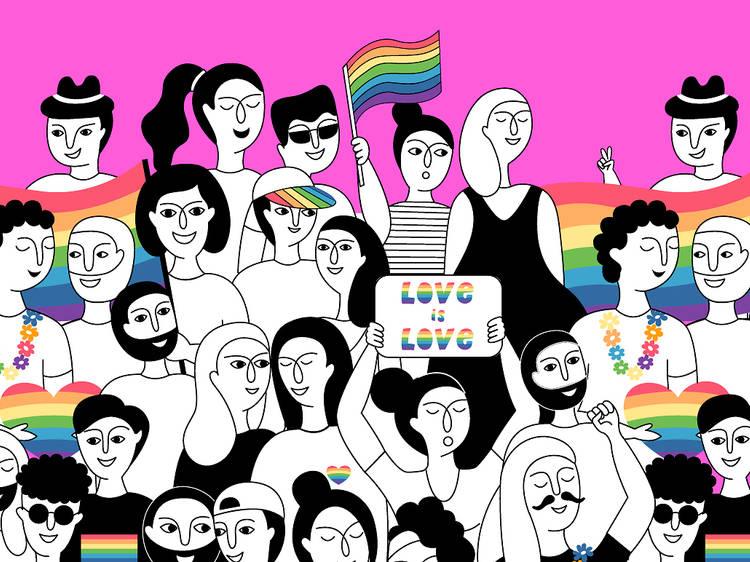 同性婚を巡る判決、LGBTQ+の開かれた未来へ