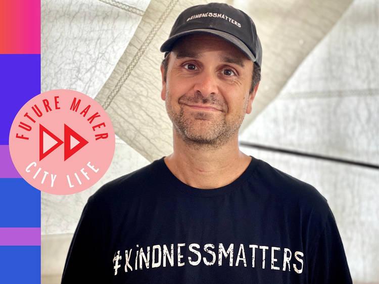 Jeff Rotmeyer: The Hongkonger helping the homeless