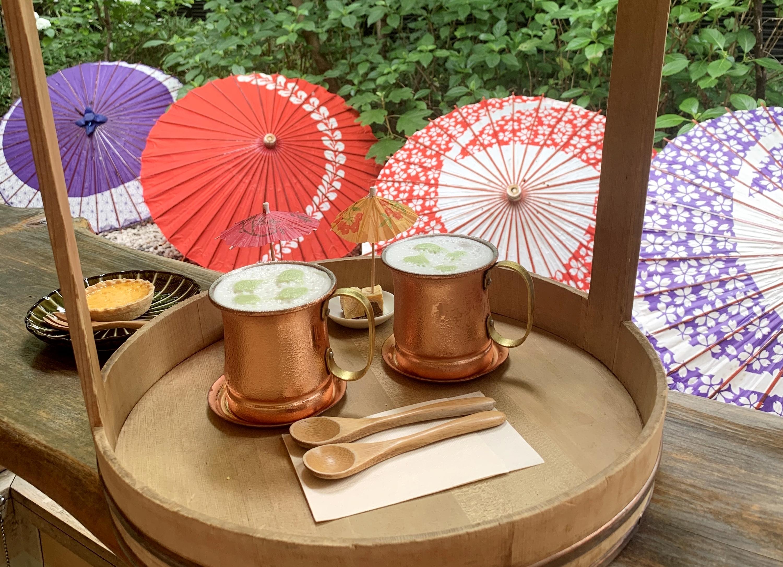 Kawagoe Tsubakiya Foot Spa Tearoom