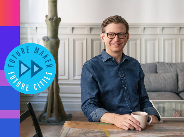 Kieran Long: The design guru aiming to transform every street in Sweden