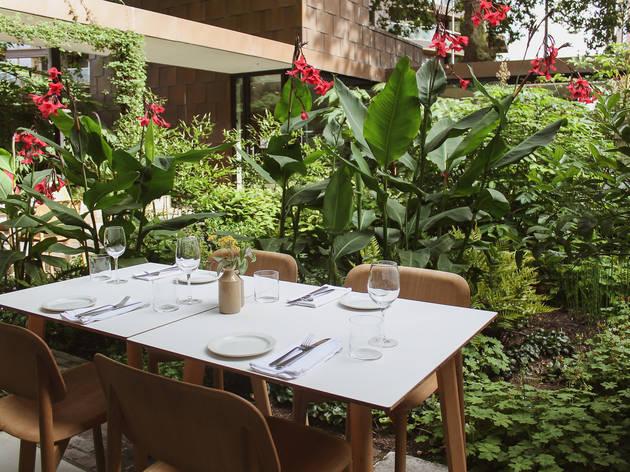 Garden Museum Café
