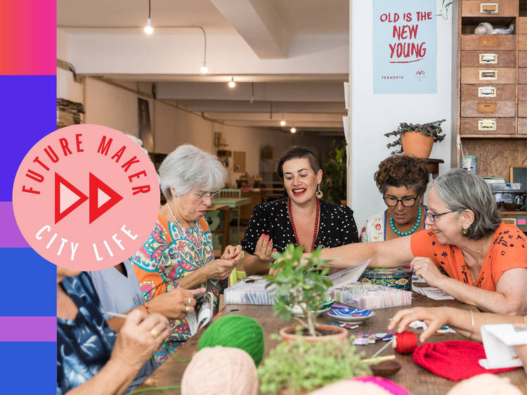Susana António and Angelo Campota: The Portuguese community organisers who see age as a superpower