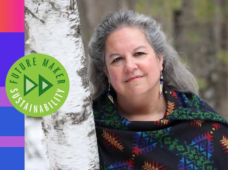 Robin Wall Kimmerer: The US Indigenous botanist celebrating plants