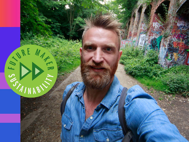 Daniel Raven-Ellison: The campaigner who turned London into a national park