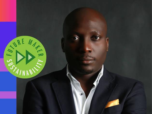 Kunlé Adeyemi headshot