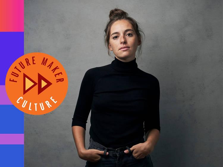 Sara Barros Leitão: The activist actress from Porto