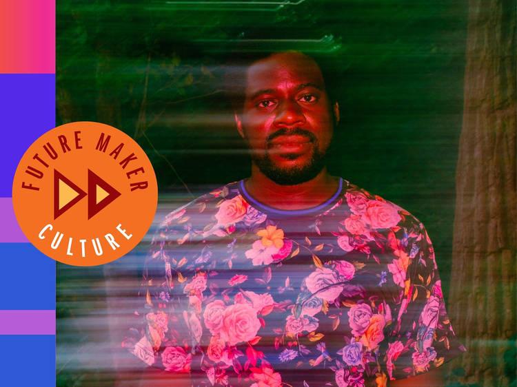 Nnamdi Ogbonnaya/NNAMDÏ: Chicago's prolific DIY pop polymath