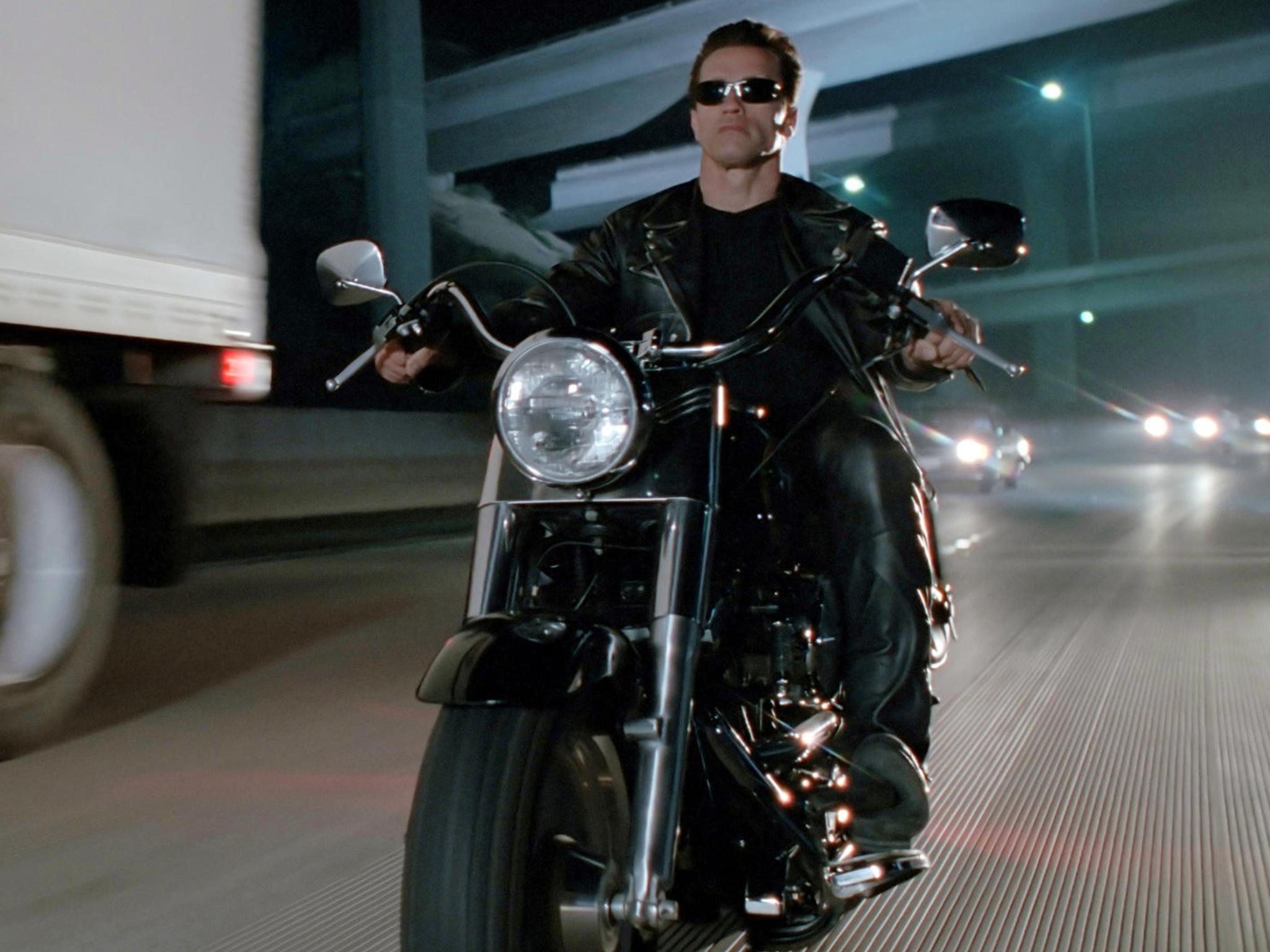 Terminator 2: El juicio final.