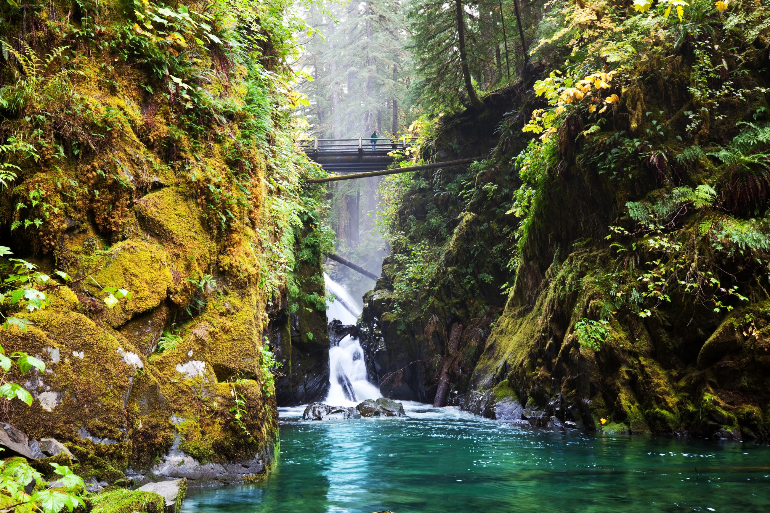 Sol,Duc,Waterfall