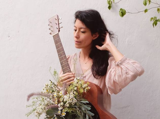 Meet Flanery: the florist who finds her second self through indie-folk music