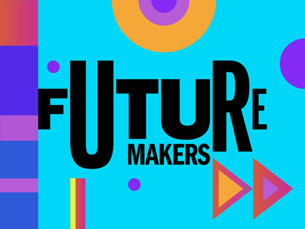 Future Makers: 50 amazing people changing our world