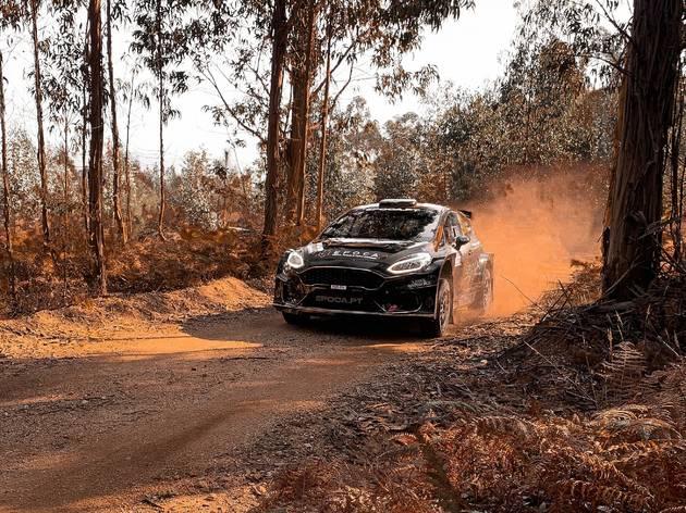 [VIDEO] World Rally Championship kicks off in Zagreb!