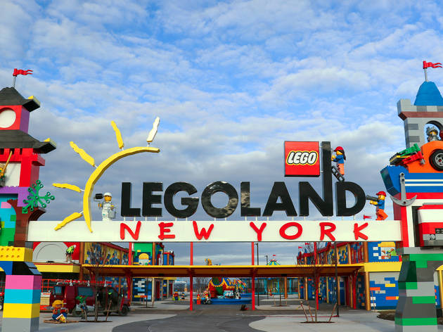 Get a first look at the new Legoland coming to New York this summer