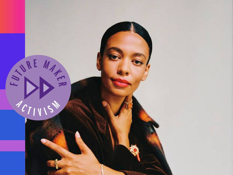 Aurora James: The Brooklyn creative making space for Black business owners