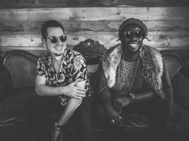 Black Pumas presente en la edición 2021 del festival Marvin