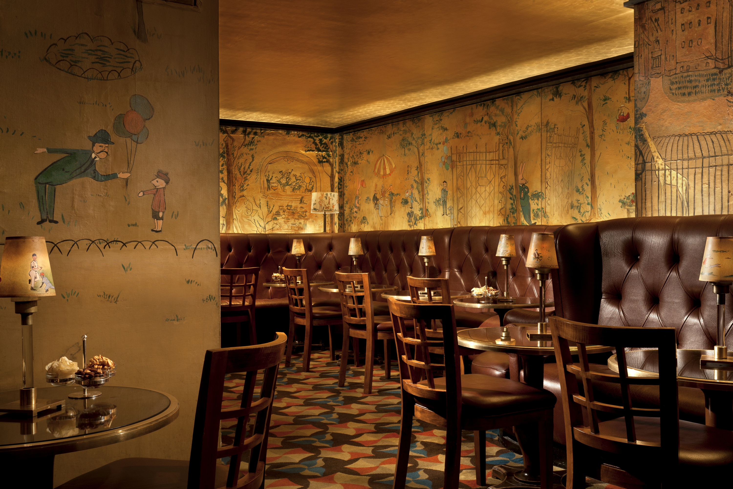 Bemelmans Bar is reopening on the Upper East Side on May 11