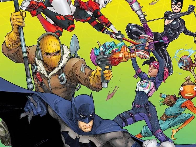 Batman / Fortnite Punto Cero